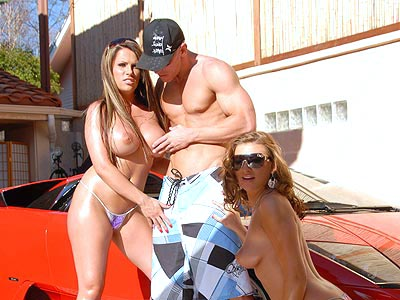 Jordan Jagger and Carmen McCarthy - Mr Big Dicks Hot Chicks