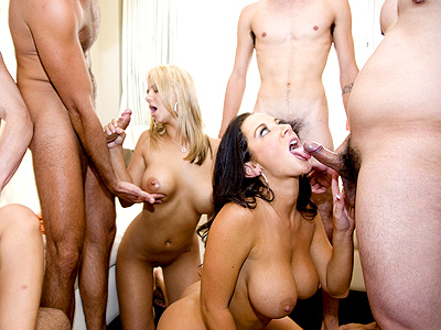 Ashlynn Brooke, Jayden James and Eva Evangelina - Fuck Team Five